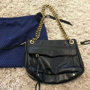 Rebecca Minkoff Swing bag black